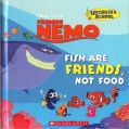 Disney Pixar Finding Nemo Fish Are Friends Not Food (Hardcover): Book by Annie Auerbach