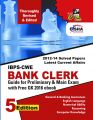 IBPS-CWE Bank Clerk Guide for Prelim & Main Exams 5th English Edition with Free GK Update ebook: Book by Disha Experts