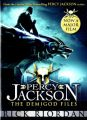 Percy Jackson: The Demigod Files (Film Tie-in) : The Demigod Files (English) (Paperback): Book by Rick Riordan