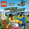 Lego City: Follow That Easter Egg!: Book by Trey King