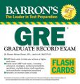 Barron's GRE Flash Cards: Book by Sharon Weiner Green