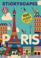 Stickyscapes Paris: Book by Malika Favre