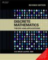 Discrete Mathematics: Theory and Applications w/CD 1st Edition: Book by Sen, Malik