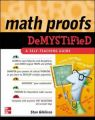 Math Proofs Demystified: Book by Stan Gibilisco