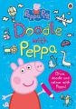 Peppa Pig: Doodle with Peppa (Paperback)