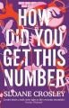 How Did You Get This Number: Book by Sloane Crosley