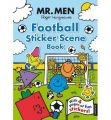 Mr Men Football Sticker Scene (English): Book by Mr Men