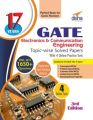 17 years GATE Electronics Engineering Topic-wise Solved Papers (2000 - 16) with 4 Online Practice Sets (English) (Paperback  Disha Experts)