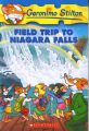 Field Trip to Niagara Falls: Book by Geronimo Stilton