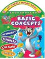 My Handle Board Books -Tom and Jerry Basic Concepts: Book by Sterling Publishers
