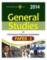 General Studies for Civil Services Preliminary Examination Paper - 1 (2014) (English) 1st Edition (Paperback): Book by MHE