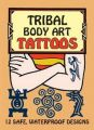 Tribal Body Art Tattoos: Book by Anna Pomaska