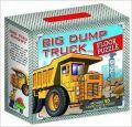 Big Dump Truck Floor Puzzle: Book by Five Mile Press