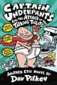 Captain Underpants and the Attack of the Talking Toilets: Book by Dav Pilkey