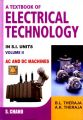 A Textbook of Electrical Technology : AC and DC Machines (Volume - 2) (English) 23rd Rev. Edn. 2007 Edition           (Paperback): Book by A. K. Theraja