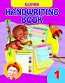 Super Hand Writing Book Part - 1