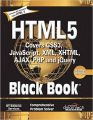 Html5 Black Book (English) 2 Edition (Paperback  Dt Editorial Services): Book by Dt Editorial Services