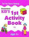 1st Activity Book - IQ (English) (Paperback): Book by Dreamland Publications