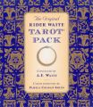 Original Rider Waite Tarot Pack: Book by Arthur Edward Waite
