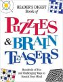 Reader's Digest Book of Puzzles & Brain Teasers (English) (Paperback): Book by  Editors of Reader's Digest