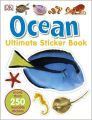 Ocean Ultimate Sticker Book (English) (Paperback): Book by Dk