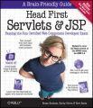 Head First Servlets and JSP: Book by Bert Bates