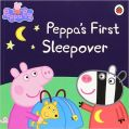 Peppa Pig: Peppa's First Sleepover: Book by NA