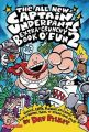 Captain Underpants Extra-Crunchy Book o' Fun: Vol 2: Book by Dav Pilkey