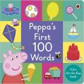 Peppa Pig: Peppa's First 100 Words: Book by Unknown