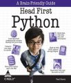 HEAD FIRST PYTHON (English) (Paperback): Book by                                                       Paul Barry  is formally educated and trained in Computer Science and holds a Masters Degree in Computing Science. He has been programming professionally, on and off, for close to 25 years. Paul already has two textbooks to his name, and is also a Contributing Editor to Linux Journal magazine. ... View More                                                                                                    Paul Barry  is formally educated and trained in Computer Science and holds a Masters Degree in Computing Science. He has been programming professionally, on and off, for close to 25 years. Paul already has two textbooks to his name, and is also a Contributing Editor to Linux Journal magazine. His day job is with the Institute of Technology, Carlow in Ireland where he has spent over a decade preparing Irelands next generation of computing folk to be productive in the workforce. His role as a third level educator affords him the opportunity to explore, learn and teach the very latest programming technologies and practices, which is something that he enjoys even though he knows this makes him a bonafide