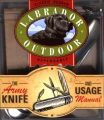 The Army Knife and Usage Manual: Classic, Rugged, Dependable