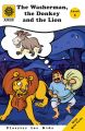 The Washerman, the Donkey and the Lion (AJ-11): Book by Indira Ananthakrishnan