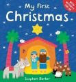 My First Christmas HB English: Book by Stephen Barker