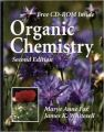 Organic Chemistry Free CD - ROM Inside (English) 2nd Revised edition Edition (Hardcover): Book by Marye Anne Fox, James K. Whitesell