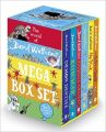 The World of David Walliams Mega Boxed Set (English) (Paperback): Book by David Walliams