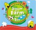 Round and Round: Jigsaw Farm & Toy English(HB): Book by Alex Burnett