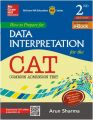 How to Prepare for Data Interpretation for the CAT (English) 2nd Edition (Paperback): Book by Arun Sharma