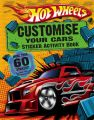 Customise Your Cars:Sticker Activity Book