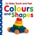 Colours and Shapes: Book by DK