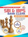 SBI & IBPS Bank Clerk Solved Papers - 26 papers: Book by Disha Experts