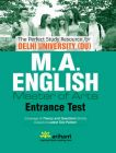 The Perfect Study Resource for - Delhi University (DU) M.A. ENGLISH Common Entrance Test: Book by Arihant Experts