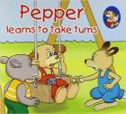 Pepper learns to take turns (English) (Paperback): Book by Sterling Publishers