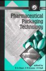 Pharmaceutical Packaging Technology: Book by D.A. Dean ,E.R. Evans