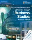 Cambridge IGCSE Business Studies Coursebook with CD-ROM: Book by Chris J. Nuttall , Medi Houghton