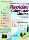 RAPIDEX COMPUTER COURSE (ENGLISH): Book by PUSTAK MAHAL EDITORIAL BOARD