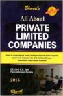 All About Private Limited Companies, 2015: Book by D K Jain