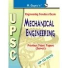 UPSC Mechanical Engineering (Solved) Papers (From 1998 to onwards): Book by RPH Editorial Board