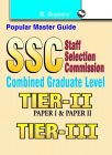 SSC Combined Graduate Level: TIER-II (Paper I & Paper II)  & TIER-III Recruitment Exam Guide: Book by RPH Editorial Board
