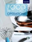 Food Production Operations: Book by Parvinder Bali