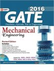GATE Guide Mechanical Engg. 2016 13/e (English) 13th Edition (Paperback): Book by GKP